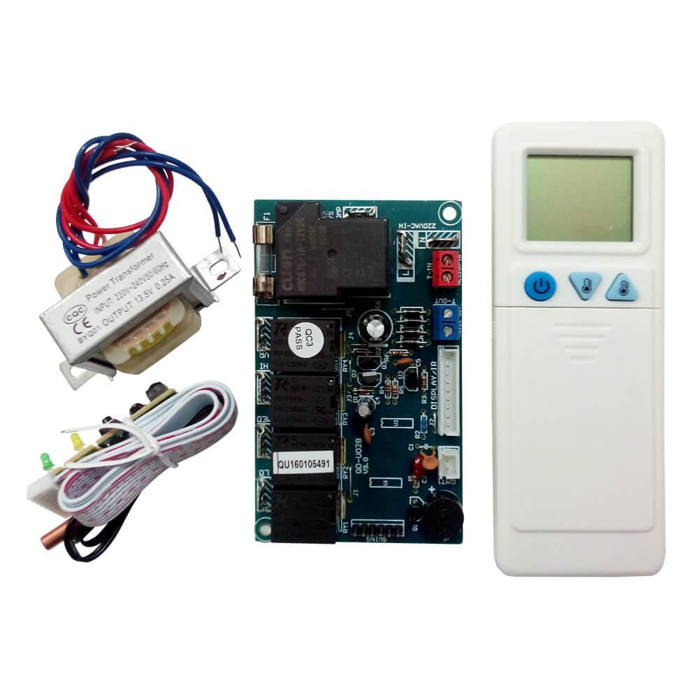Kit Placa Universal para Ar Condicionado