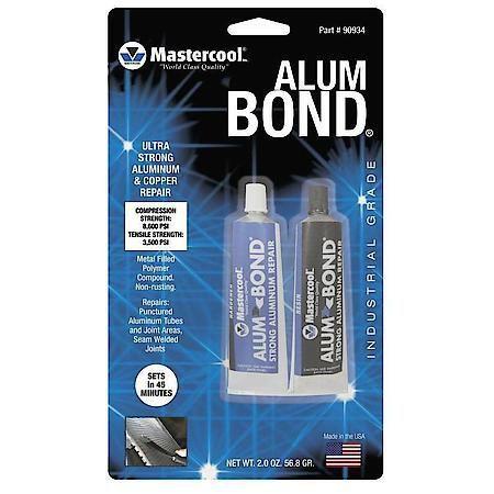 Kit Reparo Evaporador Alum Bond