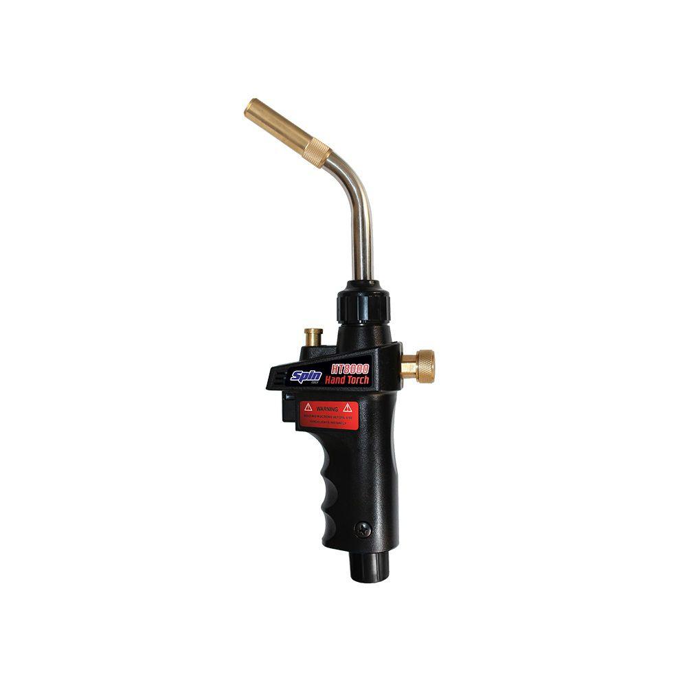 Maçarico Portátil Turbo Toch Spin HT8000