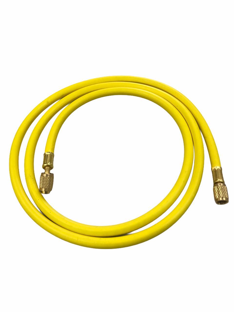Mangueira Flexível 1,50M R22/R134 Amarela Coldpac