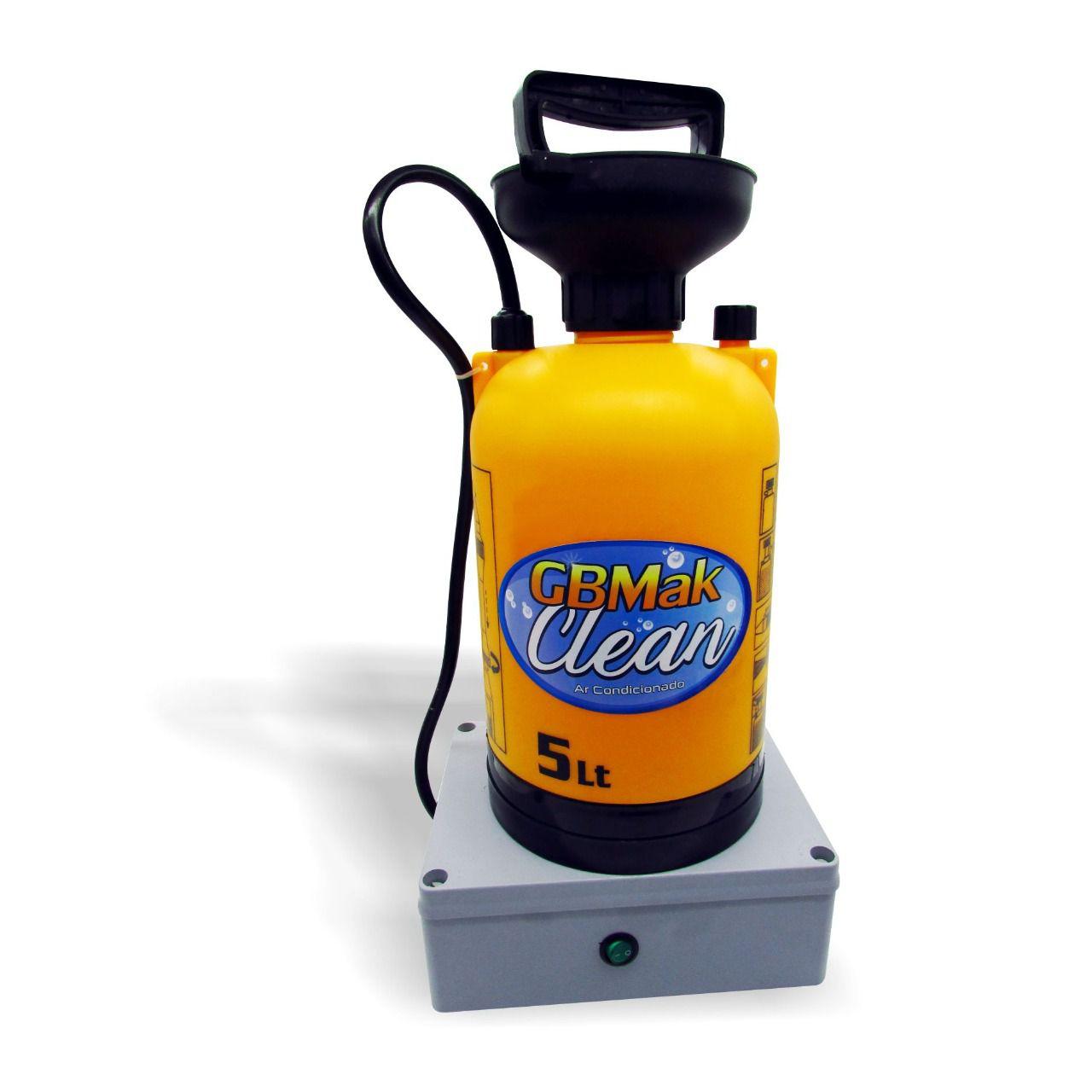 Máquina para limpeza de Ar Condicionado Clean 5 litros