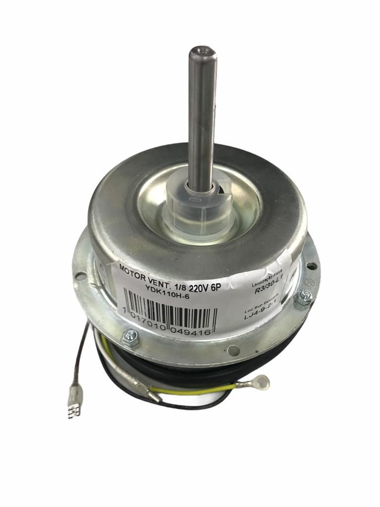 Motor Ventilador Condensadora Elgin YDK110 H-6