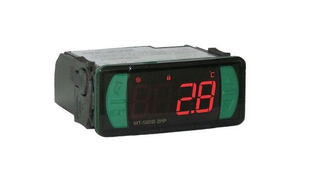 Controlador Digital Full Gauge MT512RI/9 TERM/TRM Bivolt