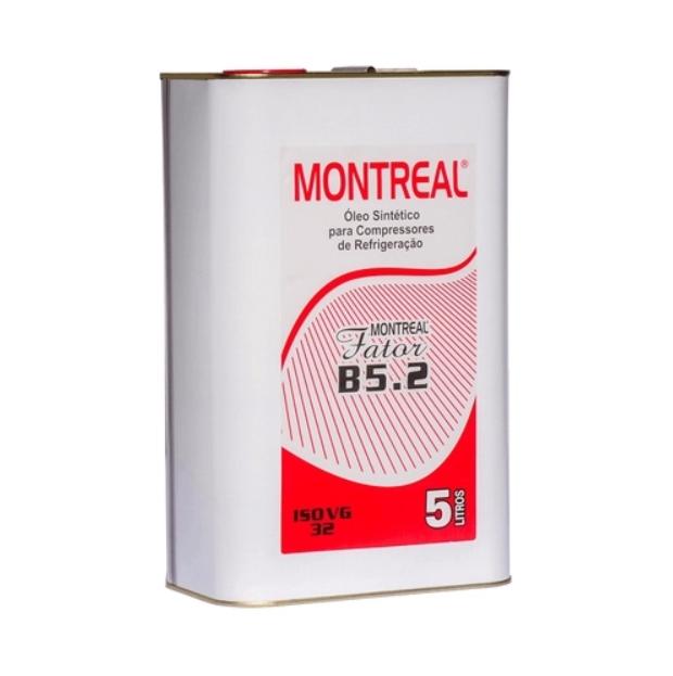 Oleo B5.2 (5 Litros) Montreal