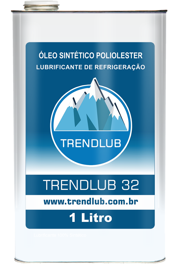 Óleo Lubrificante TrendLub 32 1 litro