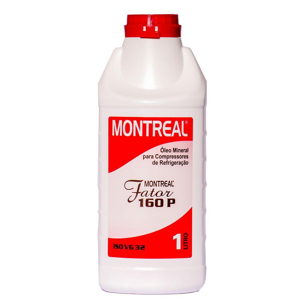 Óleo Mineral Montreal 1 litro (160P)