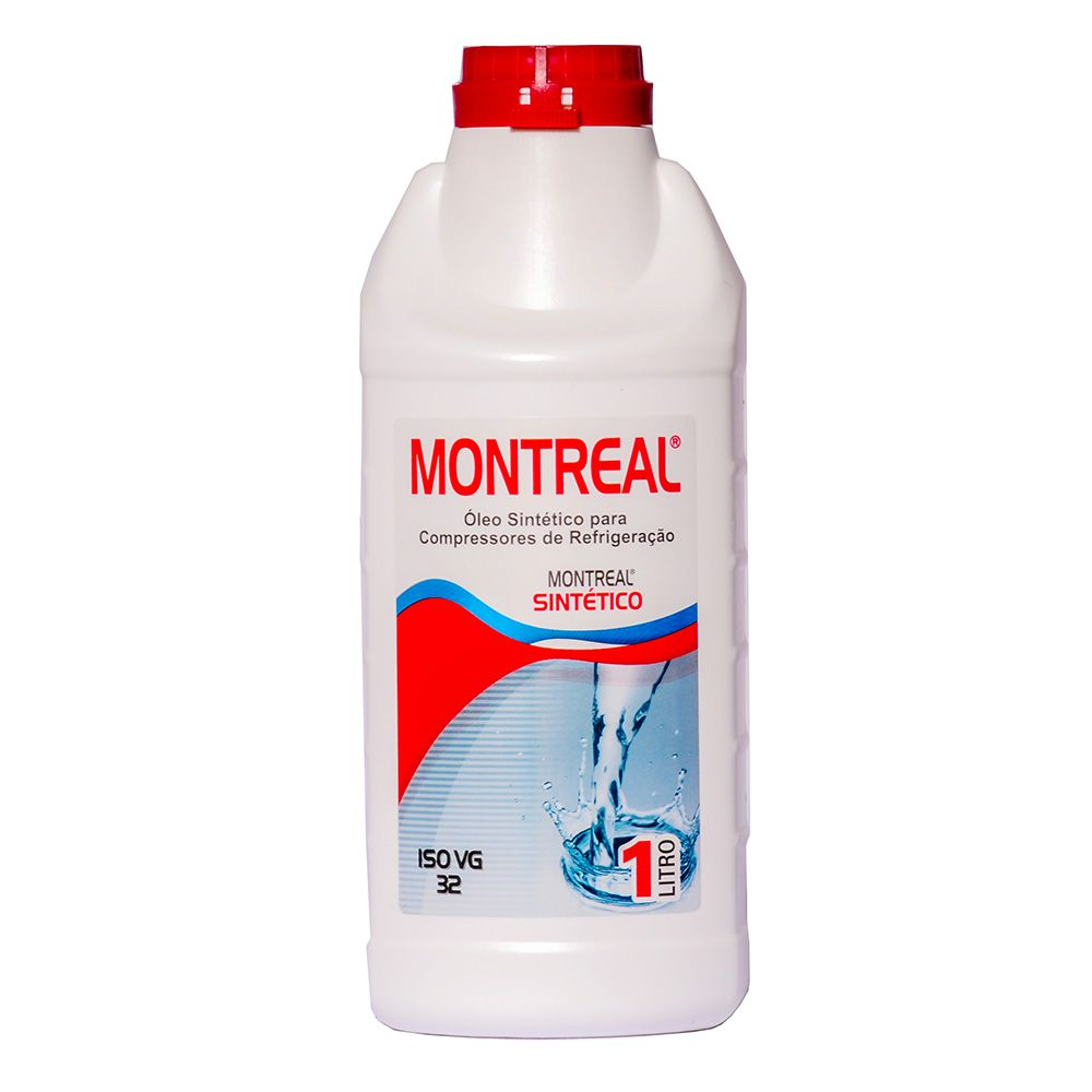 Óleo Sintético Montreal 1L