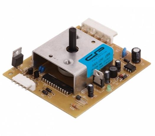 Placa 'CP Silva' Electrolux LTE09 Bivolt