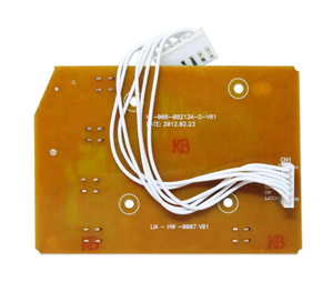 Placa de Interface Electrolux Lavadora 64503063 Bivolt
