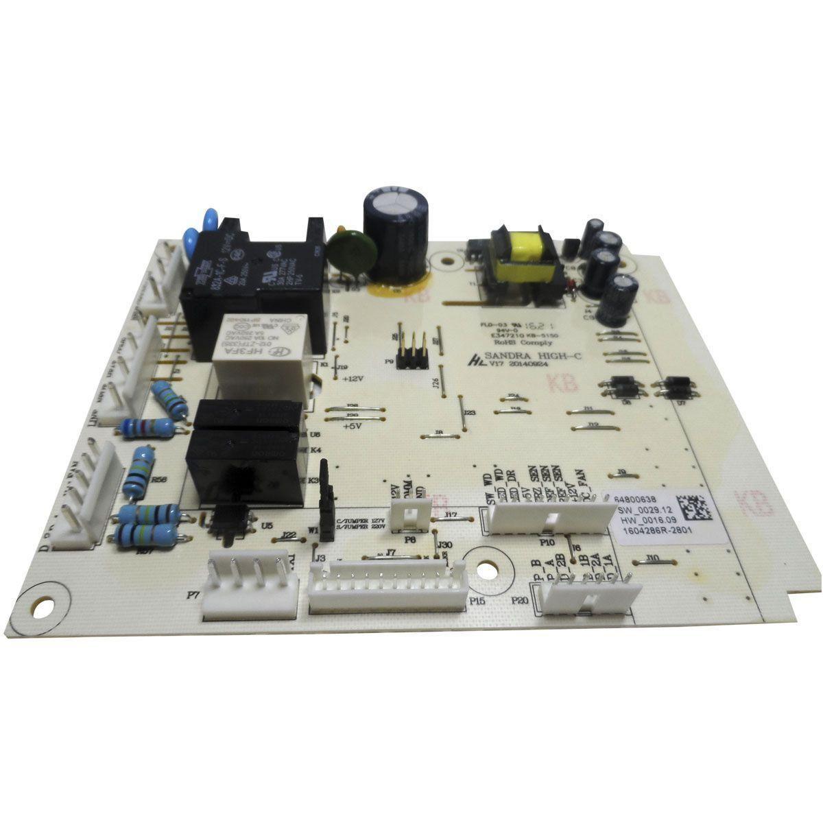 Placa de Potência Electrolux Di80 Di80x Dfi80