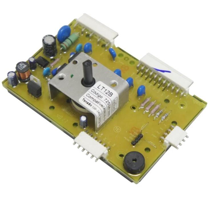 Placa de Potência Lavadora LT12B Electrolux Bivolt