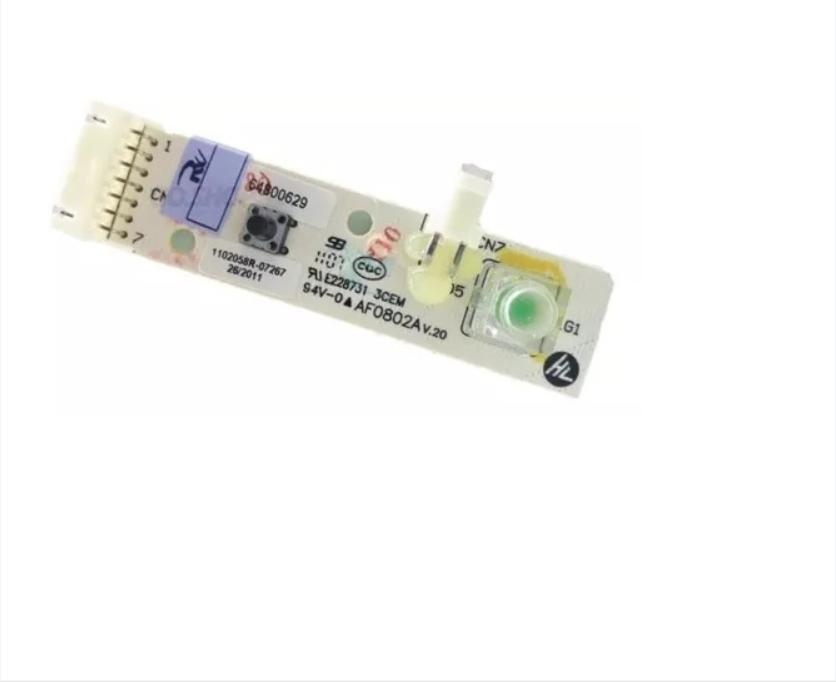Placa Electrolux Interface LT60 (64800255)