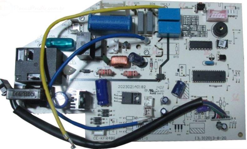 Placa Eletrônica Ar Condicionado Komeco Q/F 18.000BTU/H