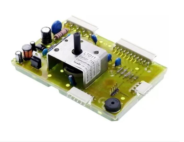 Placa Eletrônica Potência Lavadora Electrolux Ltd11 70202916 Bivolt