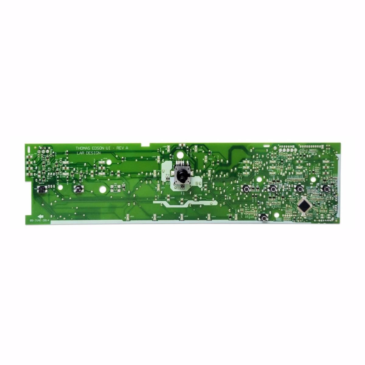 Placa Interface Bivolt Original Lavadora Brastemp BWH15AB/BWN15AK - W10640425