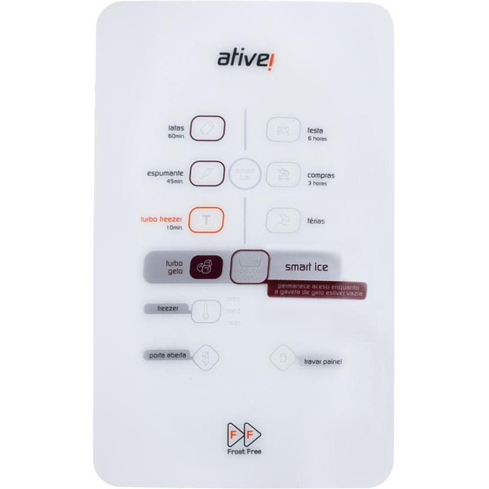 Placa Interface Bivolt Sparsh Mid Brastemp - W10318796