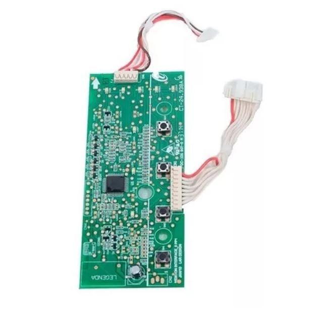 Placa Interface Lavadora Original Consul  W10344774