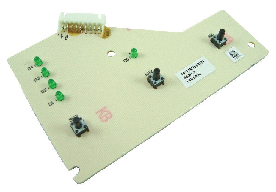 Placa Interface para Lavadora Electrolux LTE12 110v