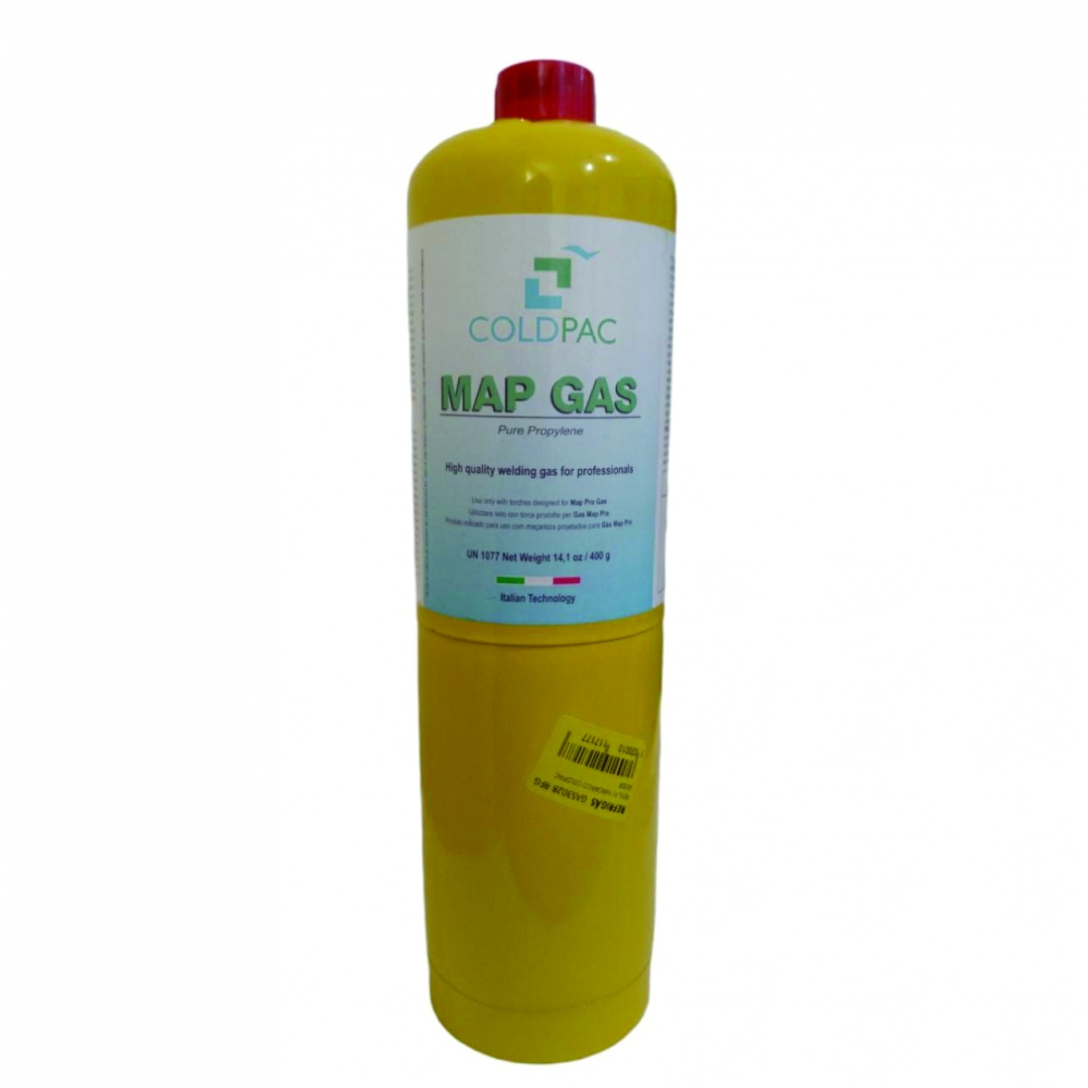 Refil para Maçarico MAPP Coldpac 400gr