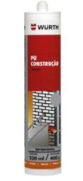 Selastic PU 400GR - Cinza Wurth