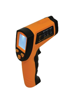 Termômetro Digital com Mira Laser Suryha