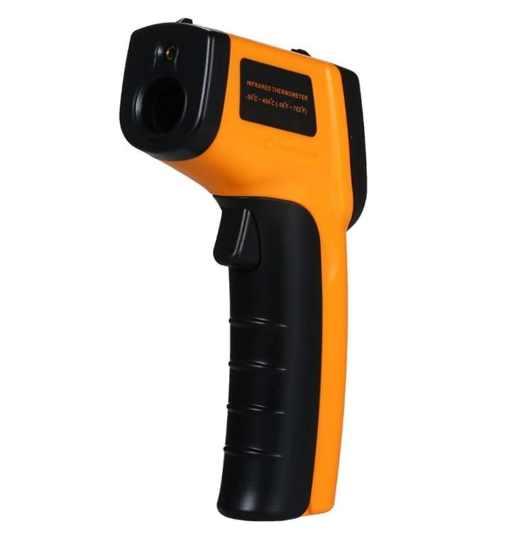 Termômetro Digital Infravermelho com Mira Laser Coldpac