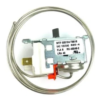 Termostato Freezer Vertical Metalfrio RC43048-2P