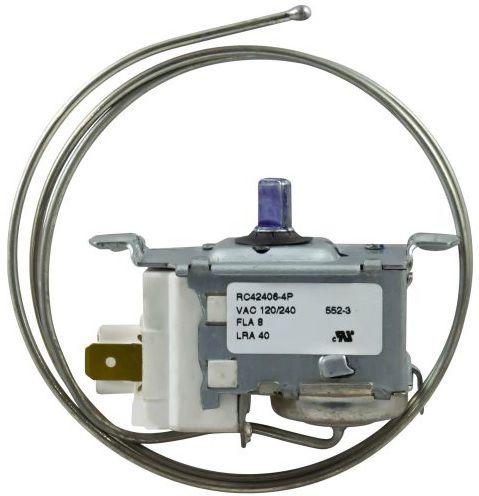 Termostato para Bebedouro RC43600-2P Sem Degelo Coldpac