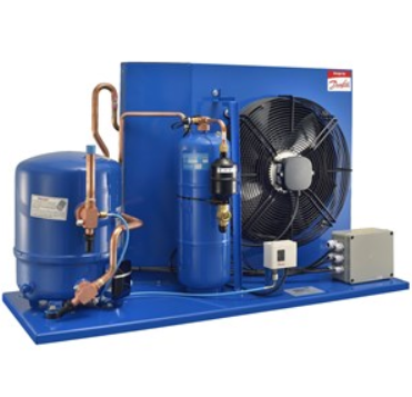 Unidade Condensadora 3,5 HP Danfoss HJZ040-3VM 220V