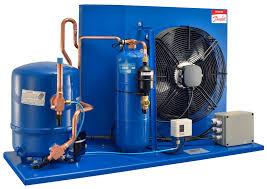 Unidade Condensadora Danfoss 3,0 HP HJZ36-3VM R404A 220V