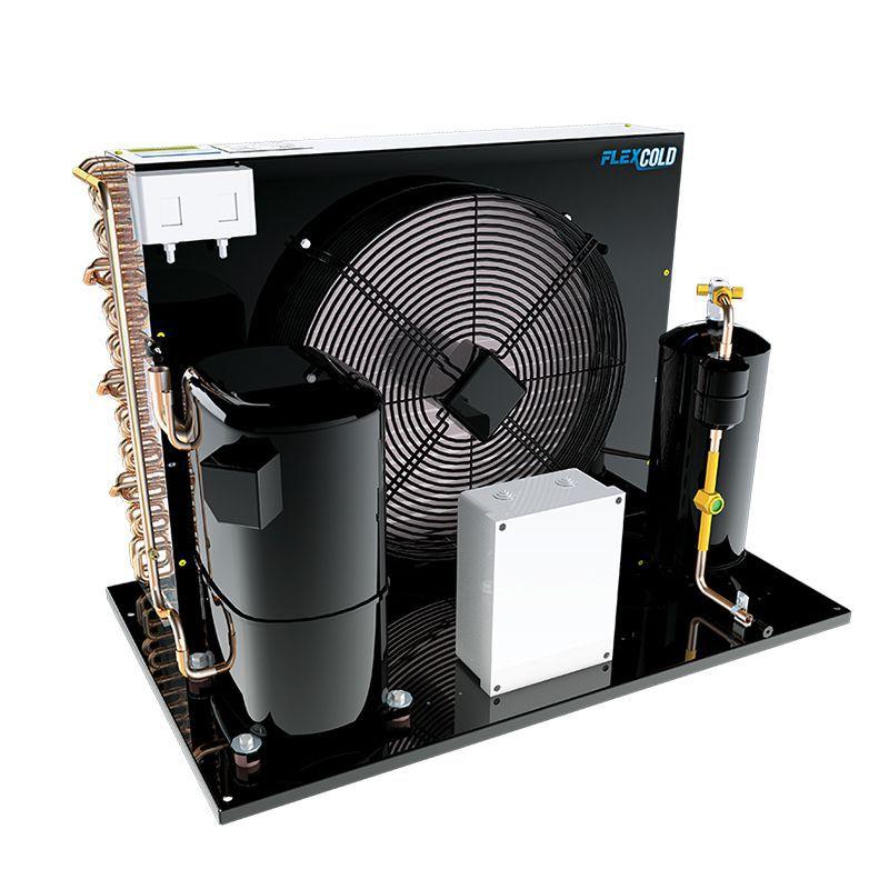 Unidade Heatcraft 3,5HP FLEX350H2C R22/HP81 220V