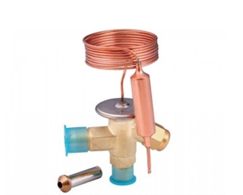 Válvula de Expansão Termostática FKH01E-6.0-13 R22 Rosca Sanhua