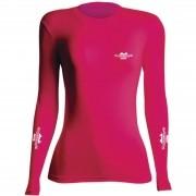 Camiseta BRK Feminina Rosa Outdoor CP006