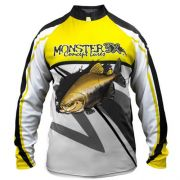 Camiseta Monster 3x New Fish 02