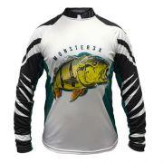 Camiseta Monster 3x New Fish 07