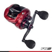 Carretilha Marine Sports Titan FW2 Big Game SHI/SHIL Drag 12kg