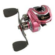Carretilha Marine Sports Venator Lite Pink Especial SE By Johnny Hoffmann