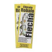 Chicote Celta Robalo CT121102 Flecha Anzol 1/0 c/ 2 unidades