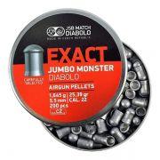 Chumbinho JSB Exact Jumbo Monster 5.5mm 200un