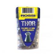 Chumbinho Rossi Thor 4,5mm 185 Un
