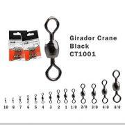 Girador Crane Celta N°10 7mm 31Lbs 14kg 20 unidades