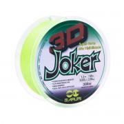 Linha Monofilamento Maruri Joker 3D 300m