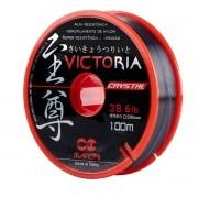 Linha Monofilamento Maruri Victoria Crystal 0,596mm 38,6lb 100m