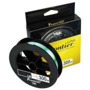 Linha Monofilamento YGK Frontier 0,52mm 35lb 300m