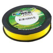 Linha Multifilamento Power Pro 40lb 275m Amarelo