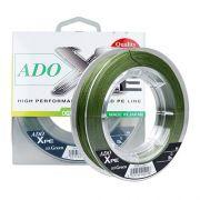 Linha Multifilamento YGK ADO-X PE 55lb 0,37mm 150m