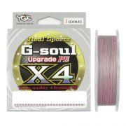 Linha Multifilamento YGK G-Soul Upgrade PE X4 25lb 200m