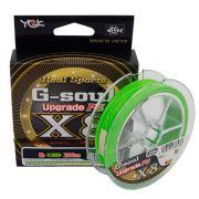 Linha Multifilamento YGK G-Soul Upgrade PE X8 30lb 200m