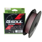 Linha Multifilamento YGK G-Soul Upgrade X4 Pro 150m
