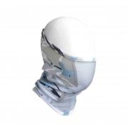Máscara de Proteção Solar Monster 3X Anatomica Free Comfort Blue 02